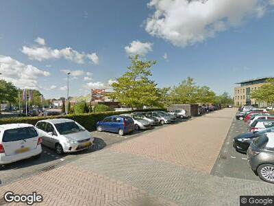 Ambulance met grote spoed naar Het Voert in Grootebroek