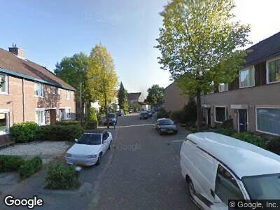 Ambulance met gepaste spoed naar Langedam in Vught