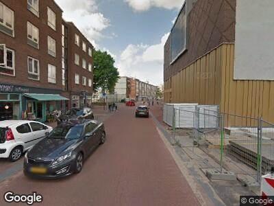 Ambulance met gepaste spoed naar Audrey Hepburnplein in Arnhem