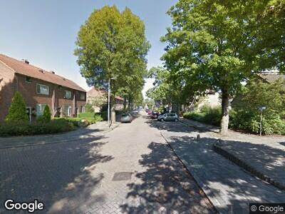 Ambulance met gepaste spoed naar Talmastraat in Ridderkerk