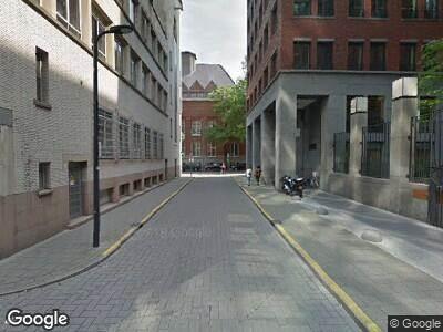 Ambulance met grote spoed naar Librijesteeg in Rotterdam
