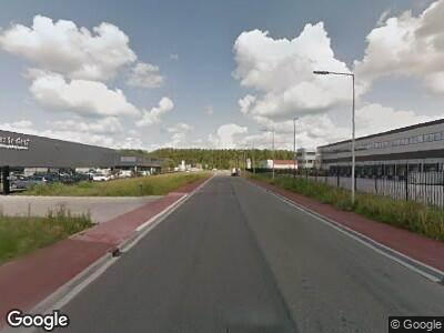Brandweer met grote spoed naar Conradweg in Bergen op Zoom