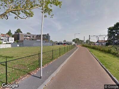 Ambulance met grote spoed naar De Statie in Bergen op Zoom