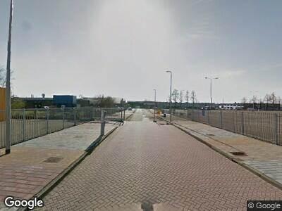 Brandweer met grote spoed naar Montageweg in Beverwijk vanwege brand