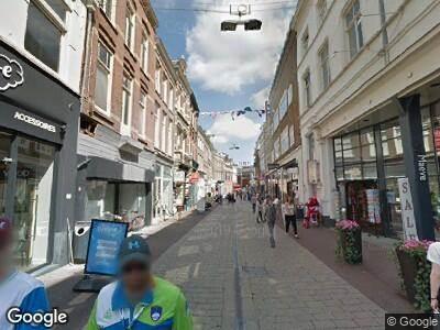 Brandweer met gepaste spoed naar Koningstraat in Arnhem