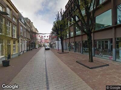 Brandweer met grote spoed naar Koningstraat in Arnhem