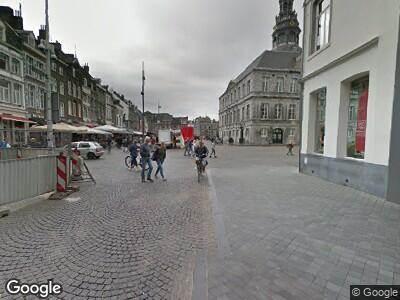 Brandweer met gepaste spoed naar Hoenderstraat in Maastricht
