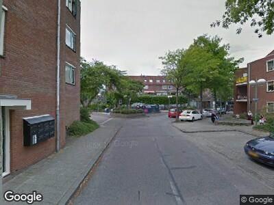 Ambulance met gepaste spoed naar Buitenwater in Leidschendam