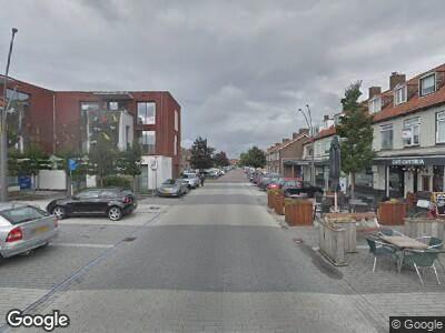 Ambulance met gepaste spoed naar Raadhuisplein in Arkel