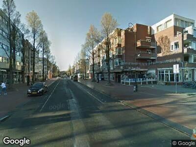 Brandweer met grote spoed naar Commelinstraat in Amsterdam