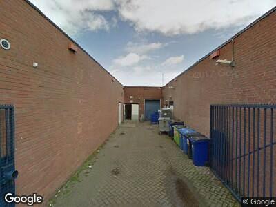Politie naar Dobbe in Zwolle vanwege aanrijding met letsel