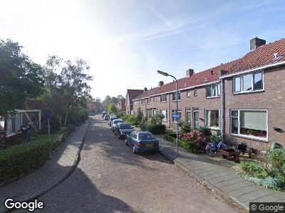 Ambulance met gepaste spoed naar Jonkerlaantje in Edam