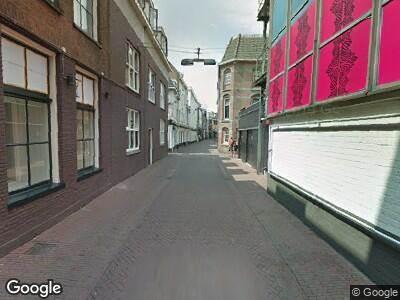 Ambulance met grote spoed naar Varkensstraat in Arnhem