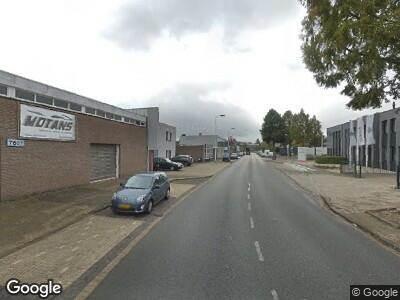 Ambulance met gepaste spoed naar Croy in Eindhoven