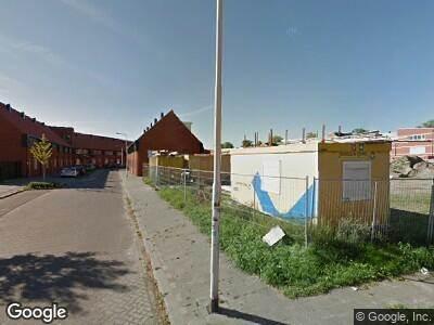 Ambulance naar Bisschop Janssensstraat in Tilburg