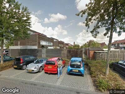 Ambulance met gepaste spoed naar Van der Goesstraat in Bergen op Zoom