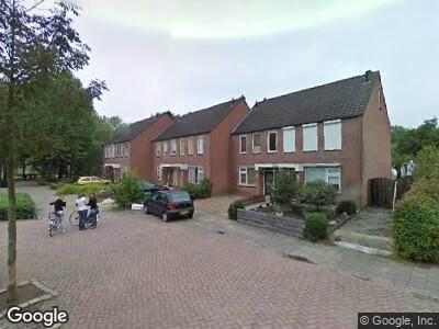 Ambulance met gepaste spoed naar Van Deelenstraat in Oudheusden