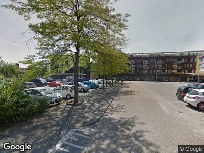 Ambulance met grote spoed naar Bonkelaarplein in Sliedrecht