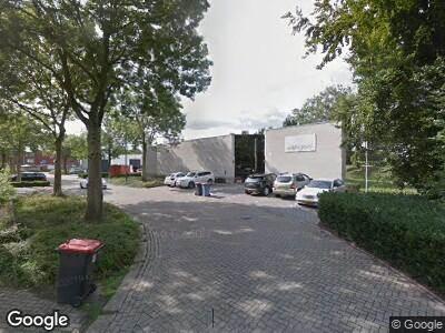 Ambulance met grote spoed naar Werkmansbeemd in Oosterhout