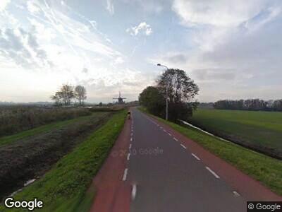 Ambulance naar Huigendijk in Ursem vanwege ongeval met letsel