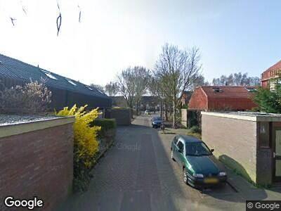 Ambulance met gepaste spoed naar Zwinstraat in Alkmaar
