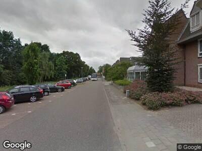Brandweer met grote spoed naar Kloosterlaan in Wessem vanwege brand