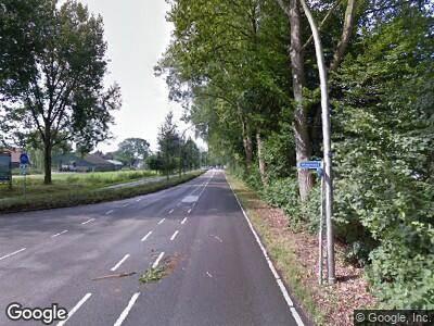 Ambulance met gepaste spoed naar Molenweg in Heerjansdam