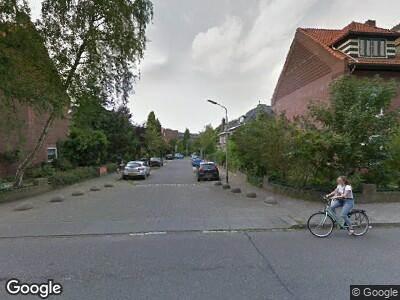 Ambulance met grote spoed naar Heydenrijckstraat in Nijmegen