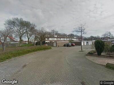 Ambulance met gepaste spoed naar Heraultlaan in Eindhoven