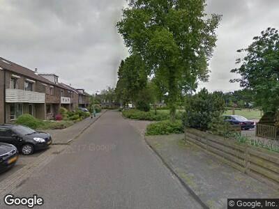 Ambulance met grote spoed naar Colenbranderstraat in Duiven vanwege brand