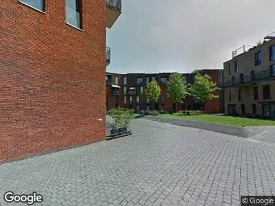 Ambulance met gepaste spoed naar Hertogstraat in Nijmegen