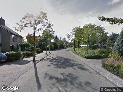 Ambulance met gepaste spoed naar Aquariuslaan in Eindhoven