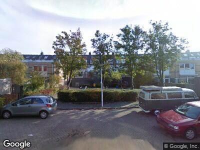 Ambulance met grote spoed naar Leeuwenburg in Alphen aan den Rijn