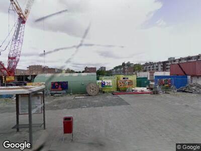 Traumahelikopter met grote spoed naar Minervaplein in Rotterdam