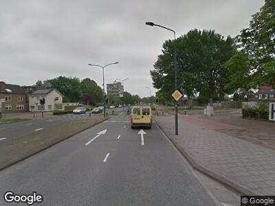 Ambulance met gepaste spoed naar Kasteel-Traverse in Helmond