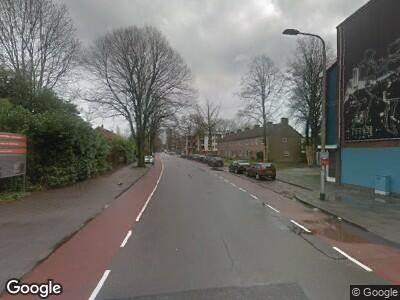 Ambulance naar Reitse Hoevenstraat in Tilburg