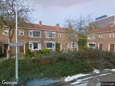 Ambulance met gepaste spoed naar Prof. Quacklaan in Rijswijk