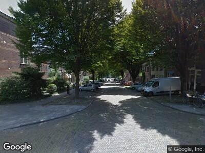 Brandweer en politie met grote spoed naar Wilhelminastraat in Arnhem
