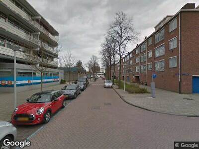 Brandweer met grote spoed naar Zeelandstraat in Amsterdam