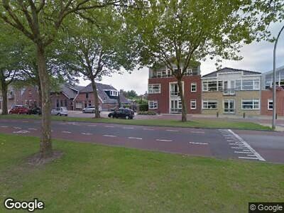 Politie naar Haarstraat in Rijssen vanwege aanrijding met letsel