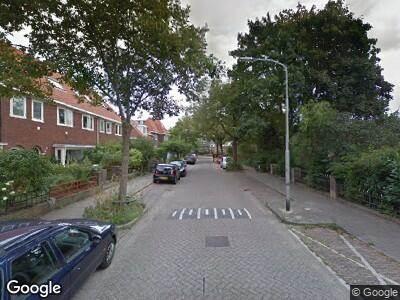 Ambulance met grote spoed naar Cederstraat in Nijmegen