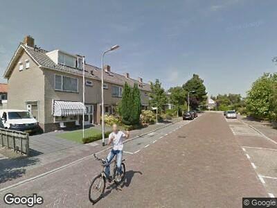 Ambulance met gepaste spoed naar Schaepmanlaan in Hillegom