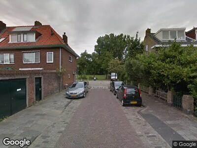 Brandweer met grote spoed naar Spieghelstraat in Leiden vanwege afgaan rookmelder