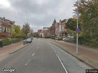 Ambulance met gepaste spoed naar Zijlweg in Haarlem
