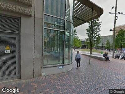 Politie naar Hoekenrode in Amsterdam
