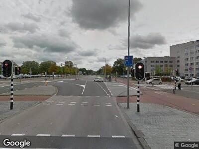 Ambulance naar Claudius Prinsenlaan in Breda
