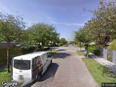 Politie naar Couperusstraat in Vleuten