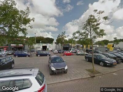 Ambulance met gepaste spoed naar Vaalserbergweg in Eindhoven