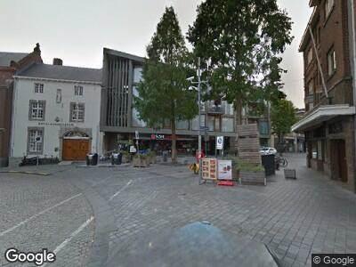 Brandweer met gepaste spoed naar Pancratiusstraat in Heerlen