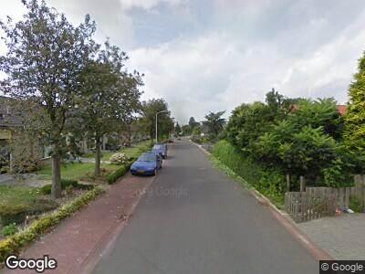 Ambulance met grote spoed naar Schoolstraat in Herveld